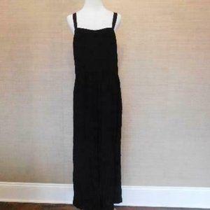 Madewell $138 Smocked Crop Jumpsuit H1084